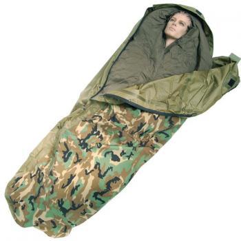 Mil-Tec  Schlafsackhuelle Modular 3 LG