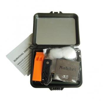 Mil-Tec Survival Kit KST Box