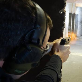 Курс по стрелба с пистолет - Напреднали, 1 ден