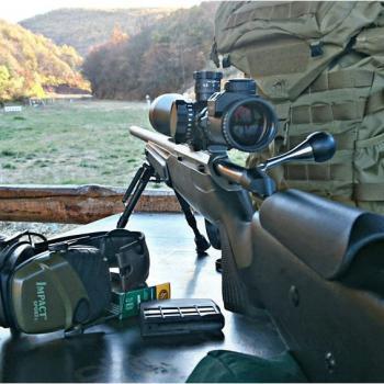 Курс по стрелба с карабина cal .308