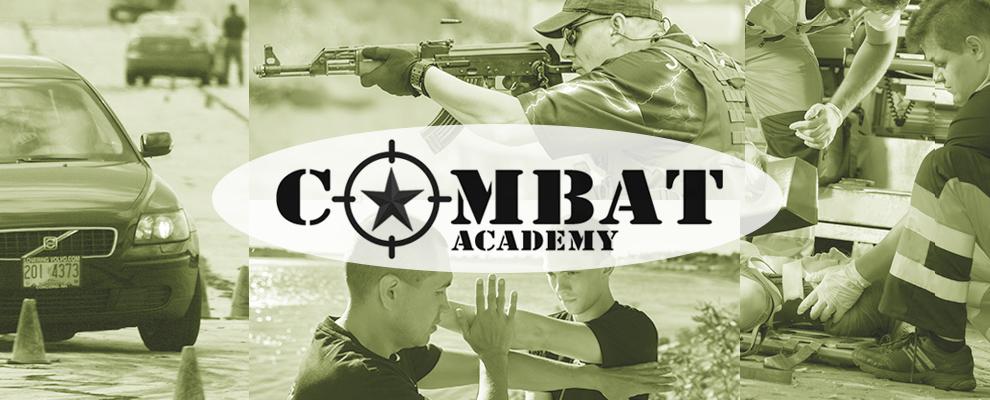 Combat Academy е център за военно обучение и тактическа подготовка на цивилни граждани